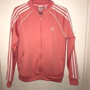 Adidas soccer track zip up